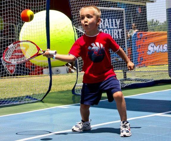 Основные правила игры в теннис