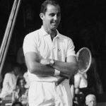 Теннисист-чемпион