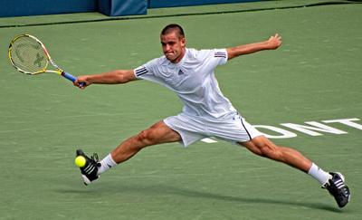 Выносливость теннис